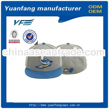 bird embroidery design snapback hats wholesale