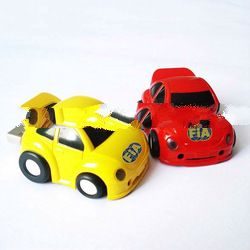 Cartoon Car USB Flash Drive, usb flash drive singapore