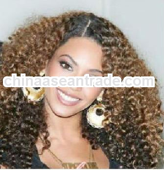 factory bottom price 100% human hair tight afro kinky curl wig