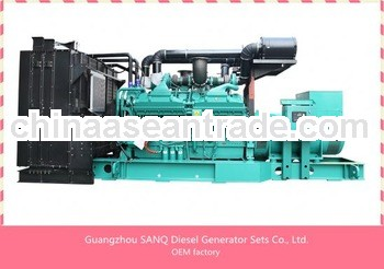 gas turbine generators 1000kw