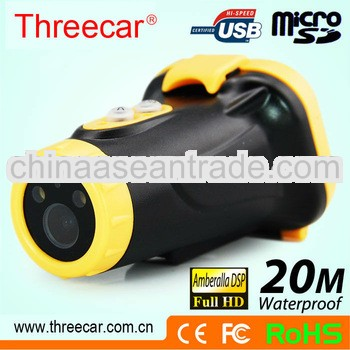 hd 1080p Laser positioning cheap mini car camera video recorder