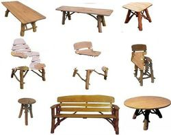 Teak Wood Outdoor Furniture From Java