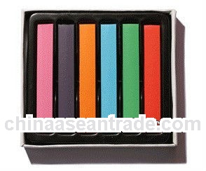 new design popular non-oil hair chalk for dye