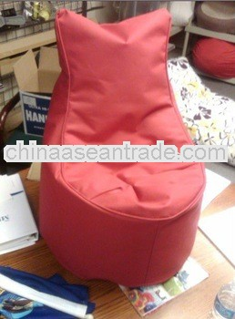 new design single seat beanbag chair