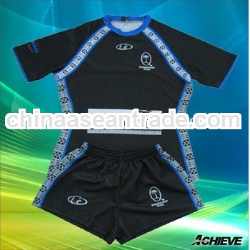 newest sublimation rugby uniforms