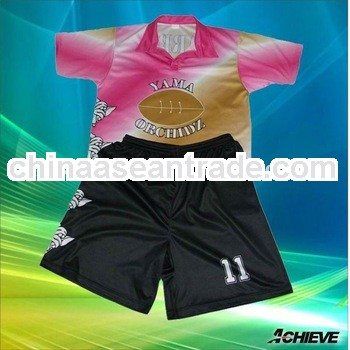 sublimation team rugby wear