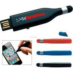 USB with smartphone pen, promotional gift for
