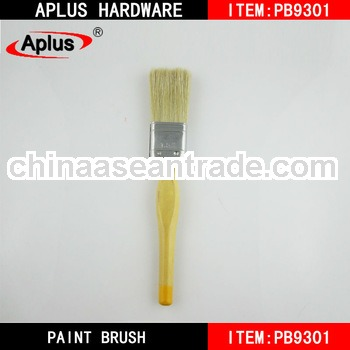 white wood handle Wall Paintting Brush manufacturers