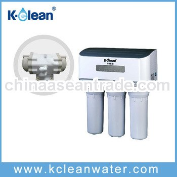 working steadily Non-electric booster pump frp ro membrane vessel