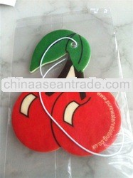 Car 3D Air Freshener for promotion(ecofriendly)