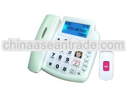 2014 discount selling emergency SOS phone,large button phone, caller numberphone
