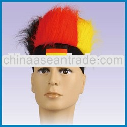 Fake Hair Hats for Germany Team