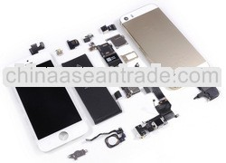 Low Price parts and accessories for apple iphone 5s gold full housing