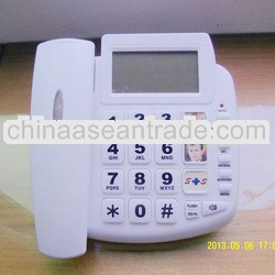 Top selling big button alcatel SOS telephons from TYmin