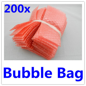 New Bubble Envelopes Wrap Bags Pouches packaging PE Mailer Packing 200pcs Free Shipping By Post Air