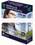 Escan Anti-Virus (1 Year Subscription) Software