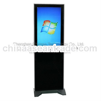 32inch slim led tv screen desktop computer monitor i7 all in one stand