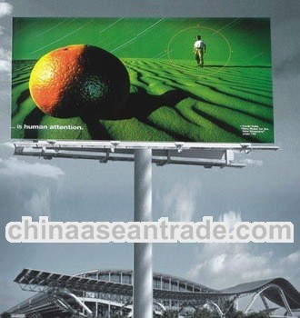 440g Outdoor advertising pvc flex banner
