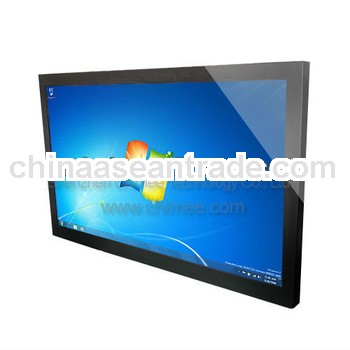46inch lcd all in one industrial computer wall mounted screen display