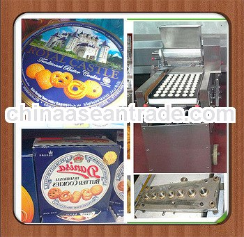 Automatic biscuit extruding machinery CE approvel high effencient