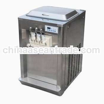 BQ333T Table Top Stainless Steel Ice Cream Machine
