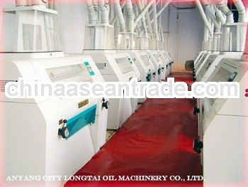 Complete Wheat Flour Mill Production Line