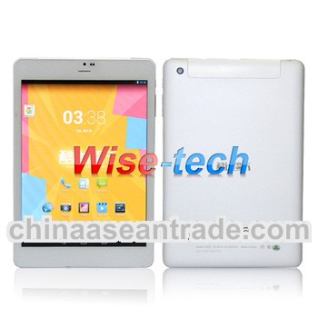 Cube U55gt 7.9 inch MTK8389 Quad Core 1.2GHz Android 4.2 Bluetooth GPS GSM WCDMA 3G Tablet SIM CARD
