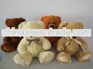 Custom cute mini teddy bear soft toy ASTM, CE, EN71 Certificate