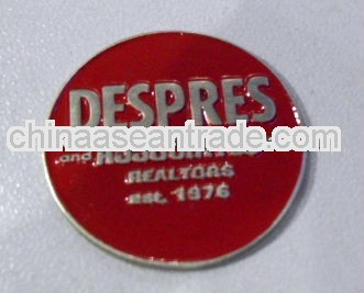 DESPRES metal customized magnetic golf ball markers