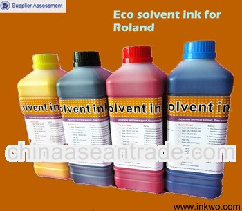 Eco Solvent Ink for Roland RS640,Galaxy UD,1 Liter