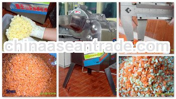 HOT SELLING!!vegetable cuber machine/carrot cube making machine/vegetable cutting machine