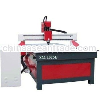 High quality Hot style 1325 1300*2500mm 3d table top woodworking cnc router