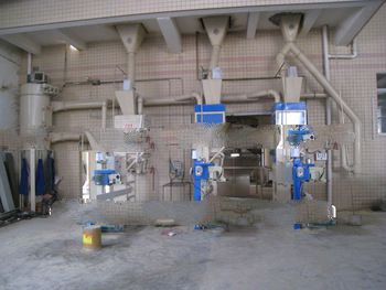 High quality organic fertilizer packaging machine,dashan hot selling
