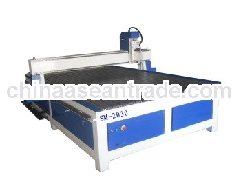 High speed wood cnc router SM-2030