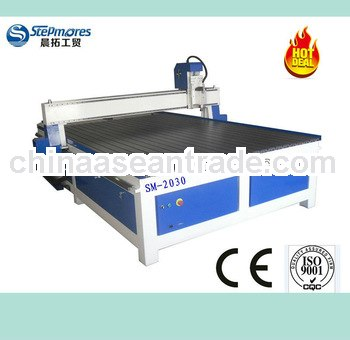 Hot Sale 2030 jinan with CE cnc wood router