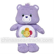 LE D135 Purple Plush Bear r us Toy