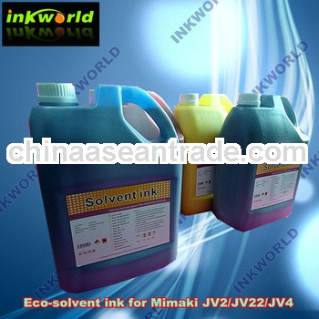 Non-toxic eco solvent ink for Mimaki JV2/JV22/JV4