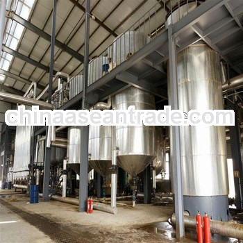 Patent design biodiesel making facility