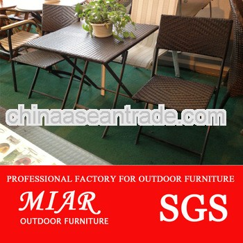 Portable folding terrace chairs 102009A