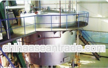 Rice bran Oil solvent extraction equipment