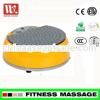 Small power 200W Power Plate,Vibration Machine,Crazy fit massage