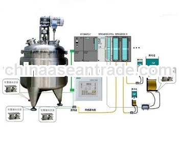Thermal Oil Circulation Heating Reactor