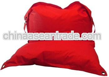 Toro Red Outdoor Beanbag, buggle up bean bags