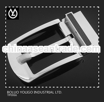 anti-allergy fashion steel belt buckle plastic buckle