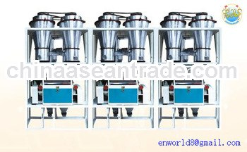 complete set wheat mill machine