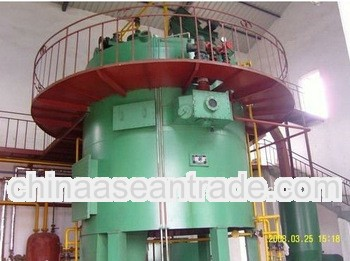 cotton seeds oil solvent extraction equipment with 40-50tons