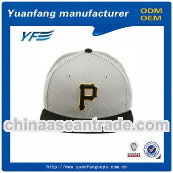 customize fitted vogue plain snapback hats