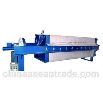 good price New Industrial Wastewater Chamber Filter Press