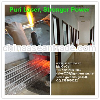 high quality co2 laser tube 40w 60w 80w 100w 120w 150w