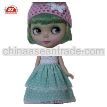 hot selling vinyl cartoon blythe baby dolls for sales